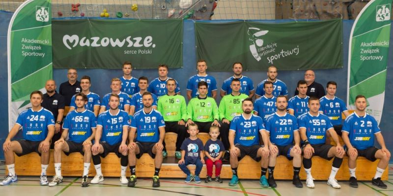 AZS UW Handball Team awansował do I ligi