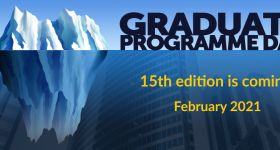 Graduate Programme Day online!