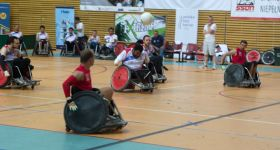 Wheelchair Rugby Metro Cup 2016