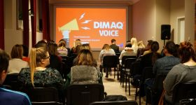 DIMAQ VOICE - spotkania ze specjalistami digital marketingu