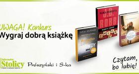 ae131ab805f45 Rozwiązanie konkursu - Wygraj książkę Wydawnictwa Prószyński i S-ka pt.